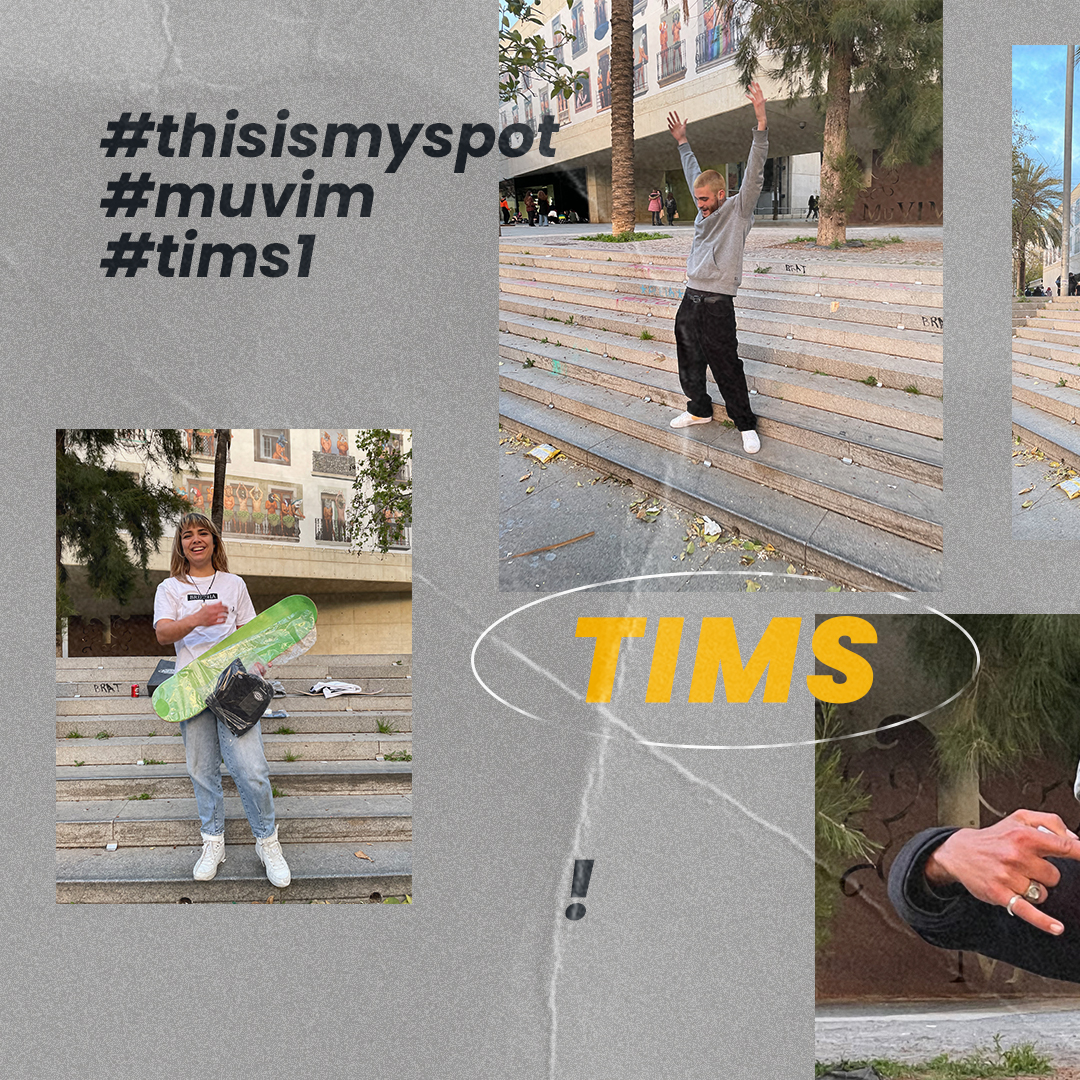 Resultados TIMS This is my spot