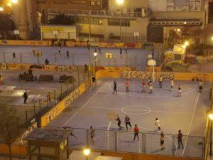 Baloncesto 3x3 valencia