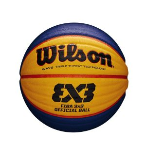 Pelota baloncesto 3x3 WILSON Official